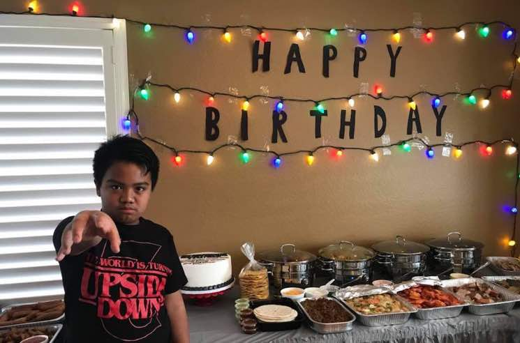 'Stranger Things' Stars Invite Themselves to Fan's Next Birthday Party After No One Showed Up