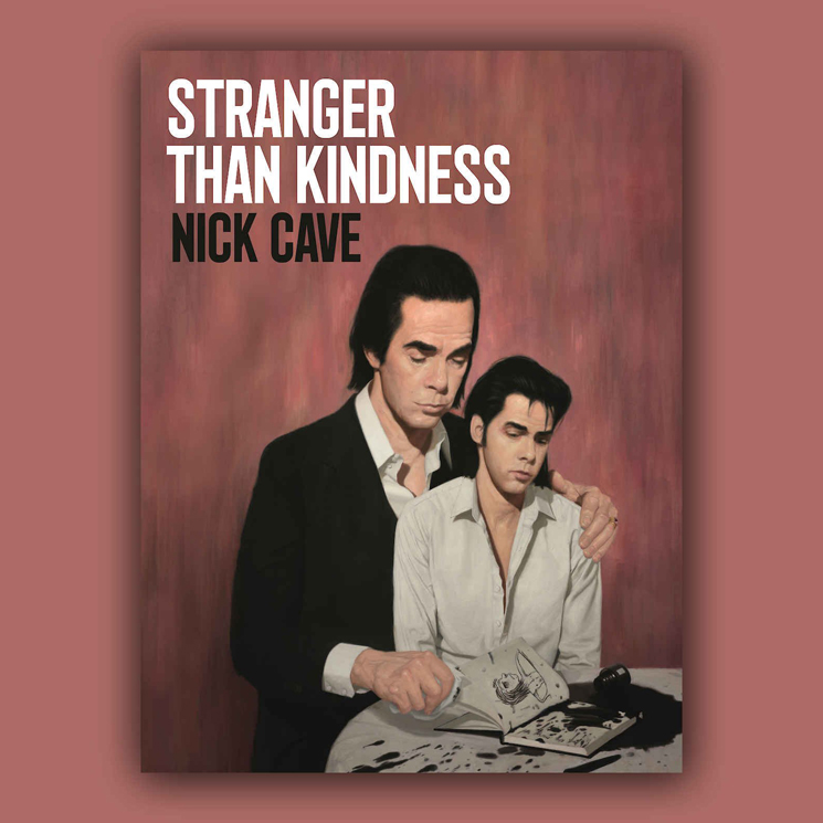 Nick Cave Readies Illustrated Autobiography 'Stranger Than Kindness'