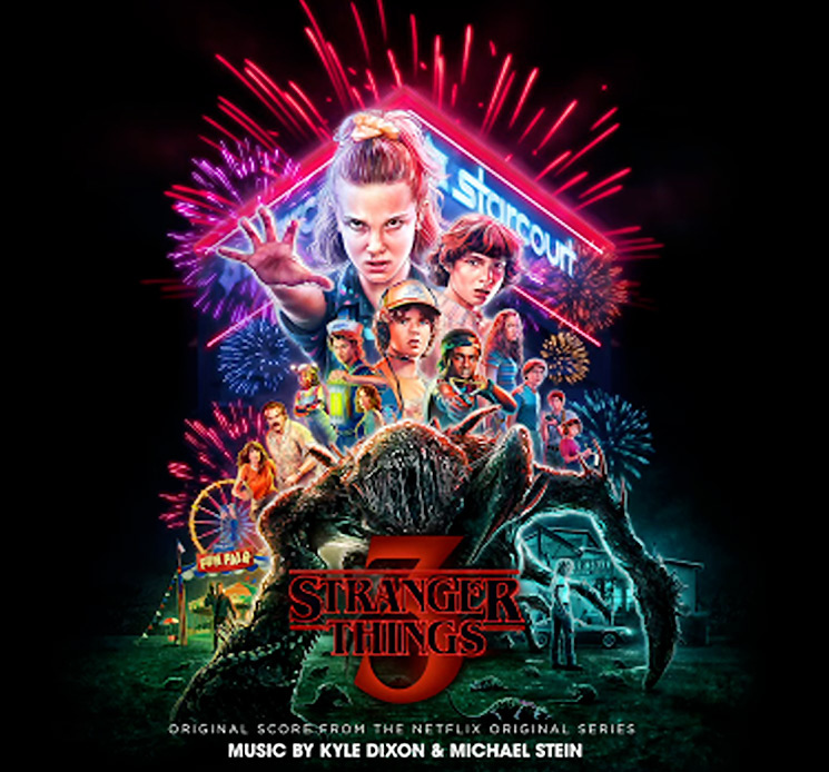 Kyle Dixon & Michael Stein Unveil 'Stranger Things 3' Score