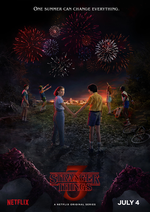 'Stranger Things' Unveils Season 3 Release Date