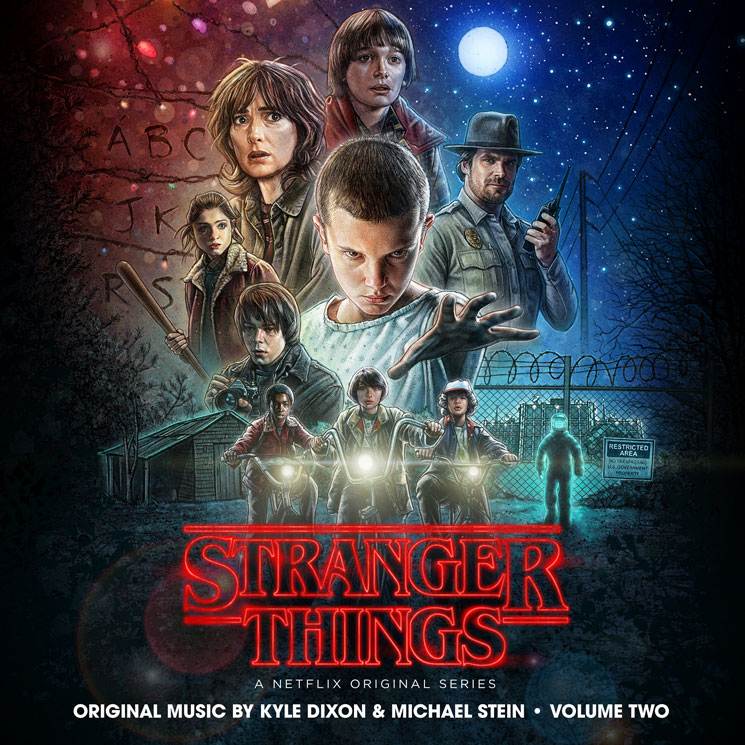 Volume Two of the 'Stranger Things' Soundtrack Gets Physical Release Dates