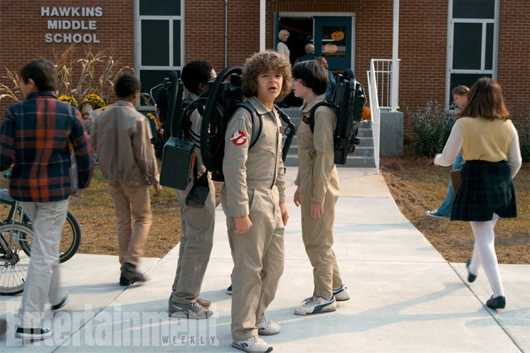 Here's Your First Glimpse at 'Stranger Things' Season 2