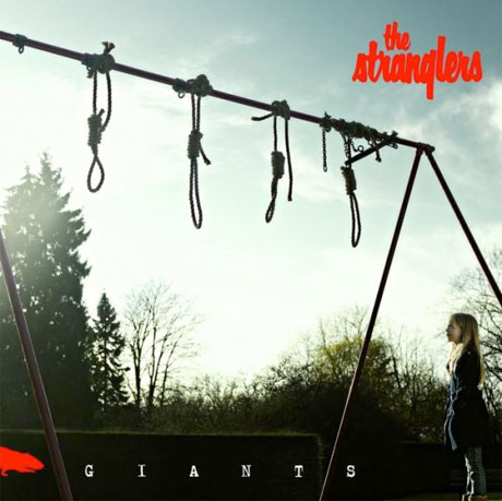 The Stranglers Give 'Giants' North American Release, Announce Canada/U.S. Tour