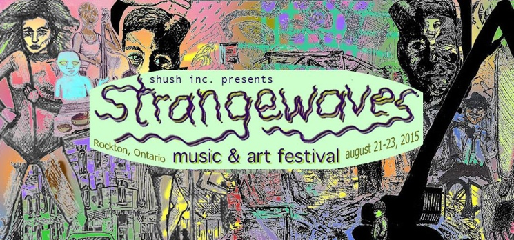 Hamilton's Strangewaves Festival Announces First Batch of Artists