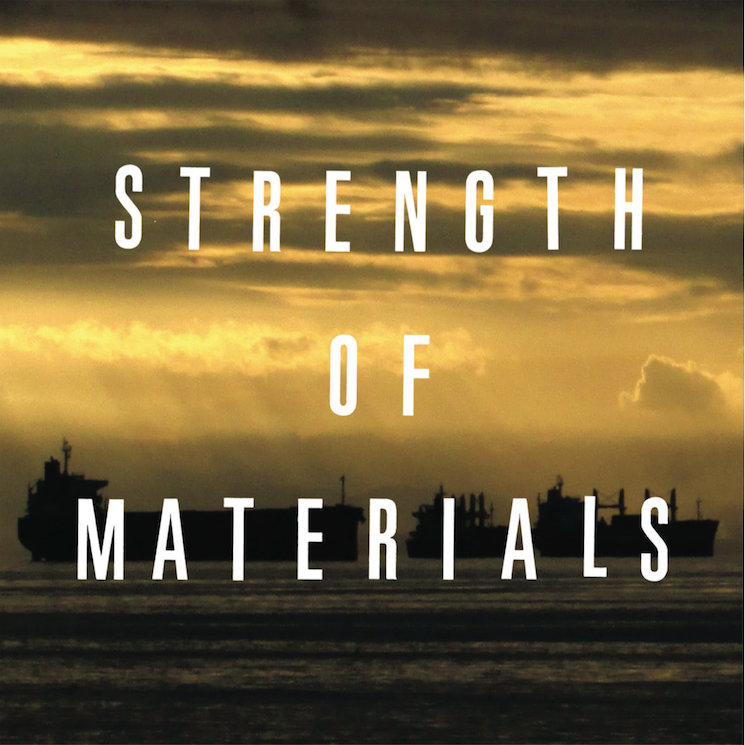 "Strength of Materials ""The Promised Year"" / ""The Wrong Road"" (Go-Betweens cover)"