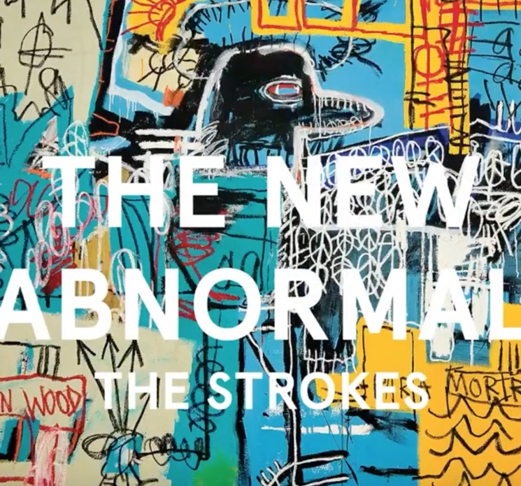 The Strokes Tease 'The New Abnormal'