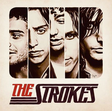 The Strokes Confirm <i>Angles</i> Album Title