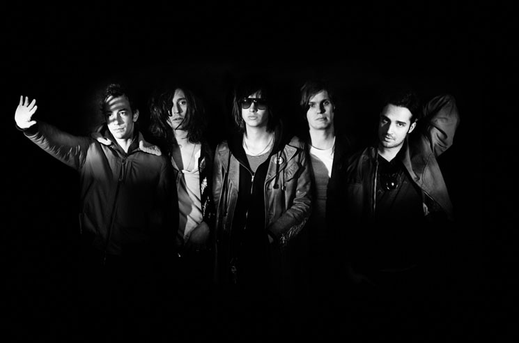 "​Watch the Strokes Debut New Song ""The Adults Are Talking"" Live"