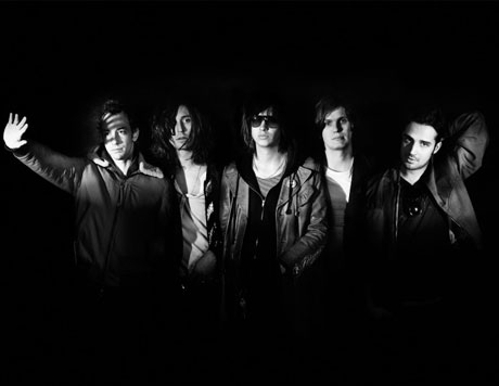 "The Strokes ""You're So Right"" (live on <i>Fallon</i>)"