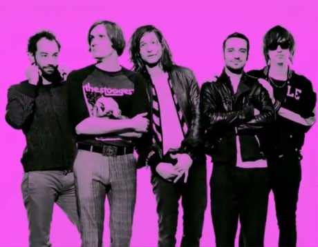 The Strokes Live on <i>SNL</i>