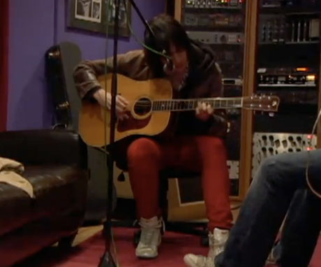 The Strokes <i>Making of Angles: EP3</i> (video)