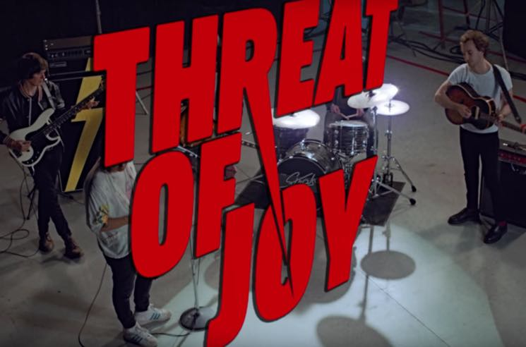 "The Strokes ""Threat of Joy"" (video)"