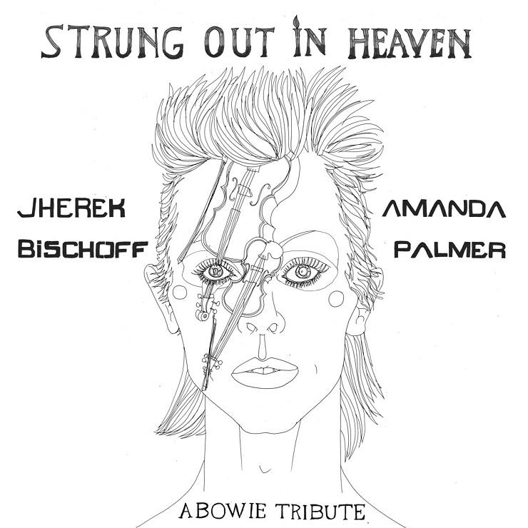 Amanda Palmer and Jherek Bischoff Release David Bowie Tribute EP