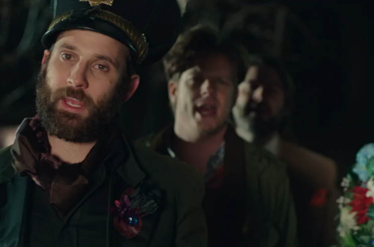 "The Strumbellas ""Sailing"" (video)"