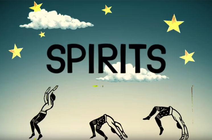 "The Strumbellas ""Spirits"" (lyric video)"