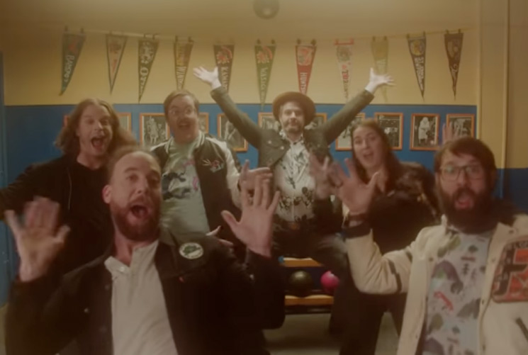 "The Strumbellas Break Out D.I.Y. Choreography for ""Salvation"" Video"