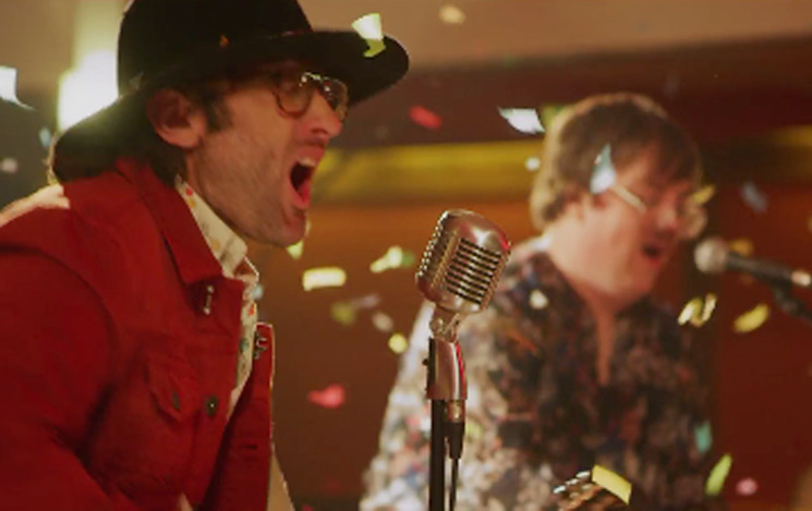 "The Strumbellas Break Out the Confetti for Their ""I'll Wait"" Video"