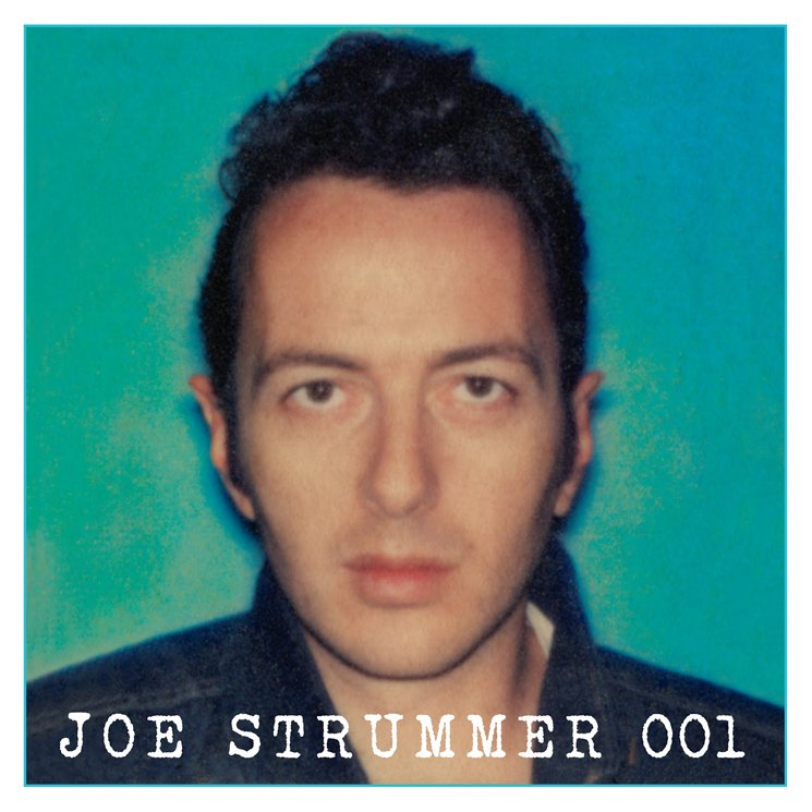 Joe Strummer Celebrated with Retrospective Box Set