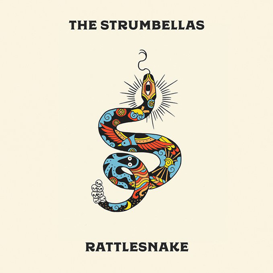 The Strumbellas Announce 'Rattlesnake' Album