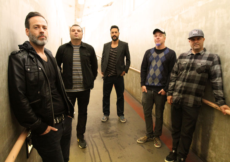 Strung Out Take New Album on North American Tour