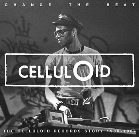 Last Poets, Fab 5 Freddy, Richard Hell Collected on Strut's 'Change the Beat: The Celluloid Records Story 1980-1987'