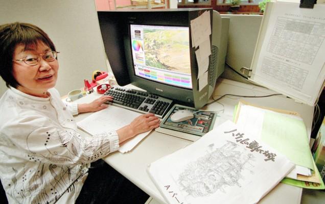 Studio Ghibli Colour Designer Michiyo Yasuda Dead at 77