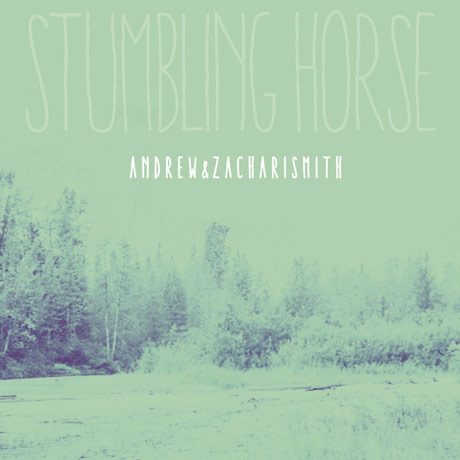 Andrew and Zachari Smith Stumbling Horse
