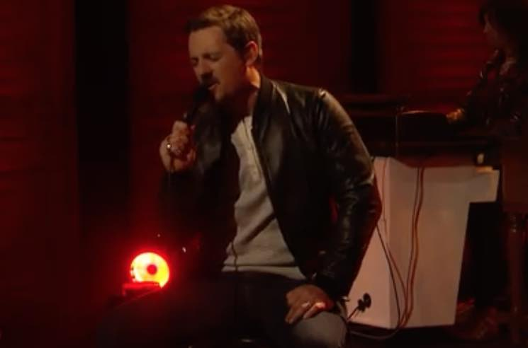 "​Watch Sturgill Simpson Perform ""Oh Sarah"" on 'Conan'"