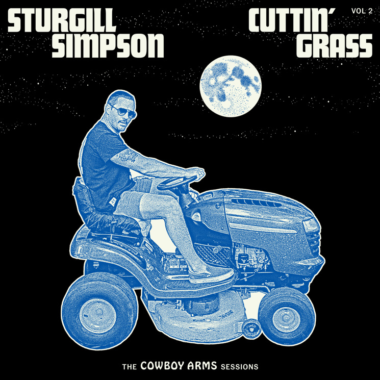Sturgill Simpson Returns with 'Cuttin' Grass Vol. 2'
