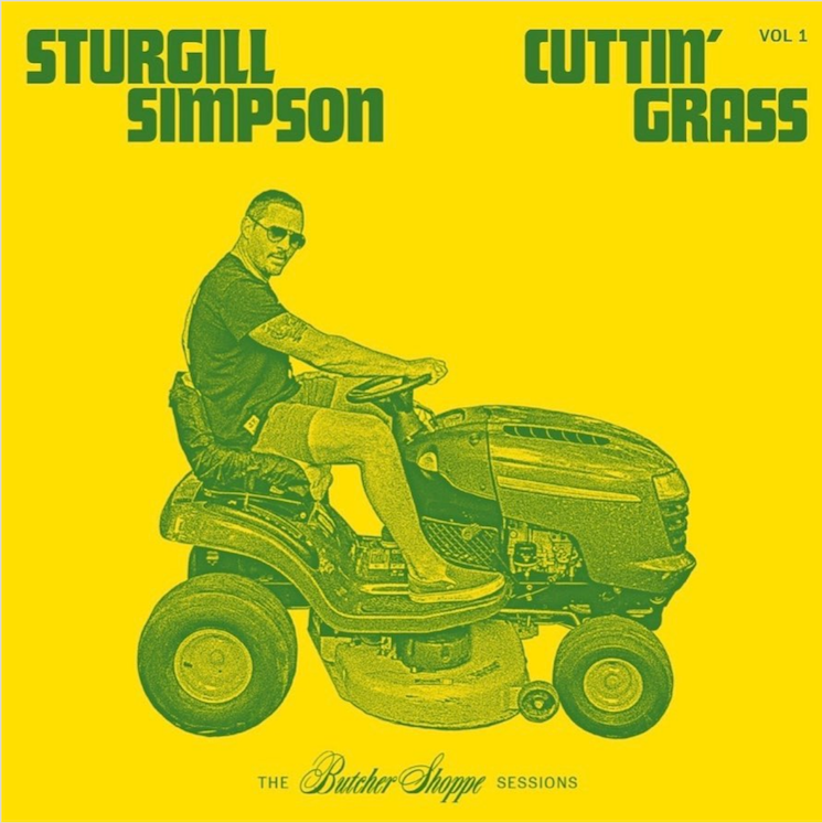 Sturgill Simpson Announces Bluegrass Album 'Cuttin' Grass'