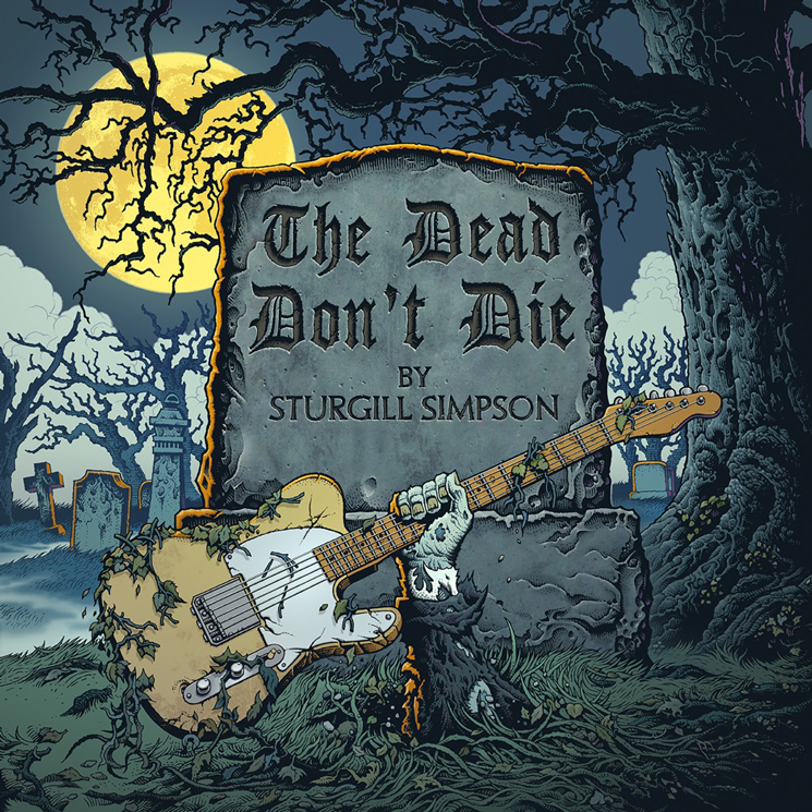 "Sturgill Simpson Shares New Song ""The Dead Don't Die"""