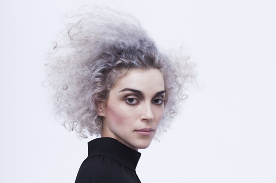 St. Vincent Accused of Destroying Dressing Room Art; Artist Reportedly Demands $4,500