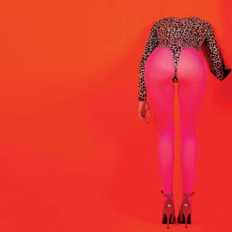 St. Vincent 'MASSEDUCTION' (album stream)