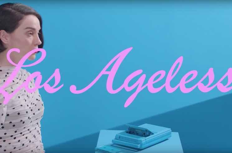 """St. Vincent """"Los Ageless"""" (video)"""