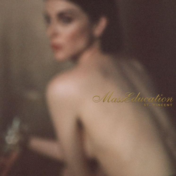 ​St. Vincent Plots Stripped Down Rework of 'MASSEDUCTION' Called 'MassEducation'