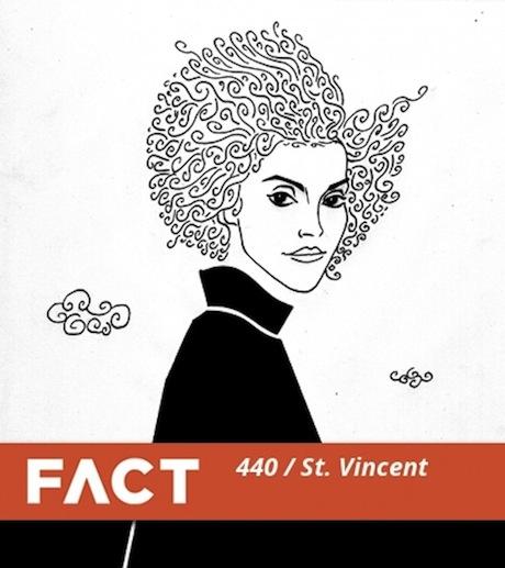 St. Vincent 'FACT mix 440'