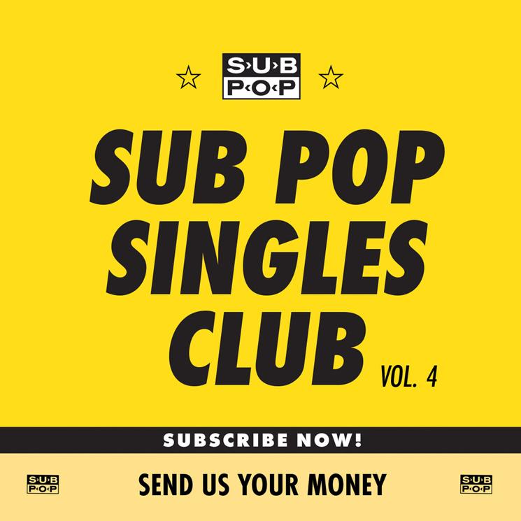 Sub Pop Revives Its Singles Club