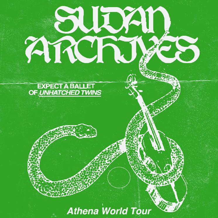 Sudan Archives Plays Canada on North American Tour
