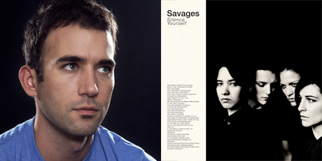 Beefs 2013: Sufjan Stevens Gives Savages' Designer a Typography Lesson