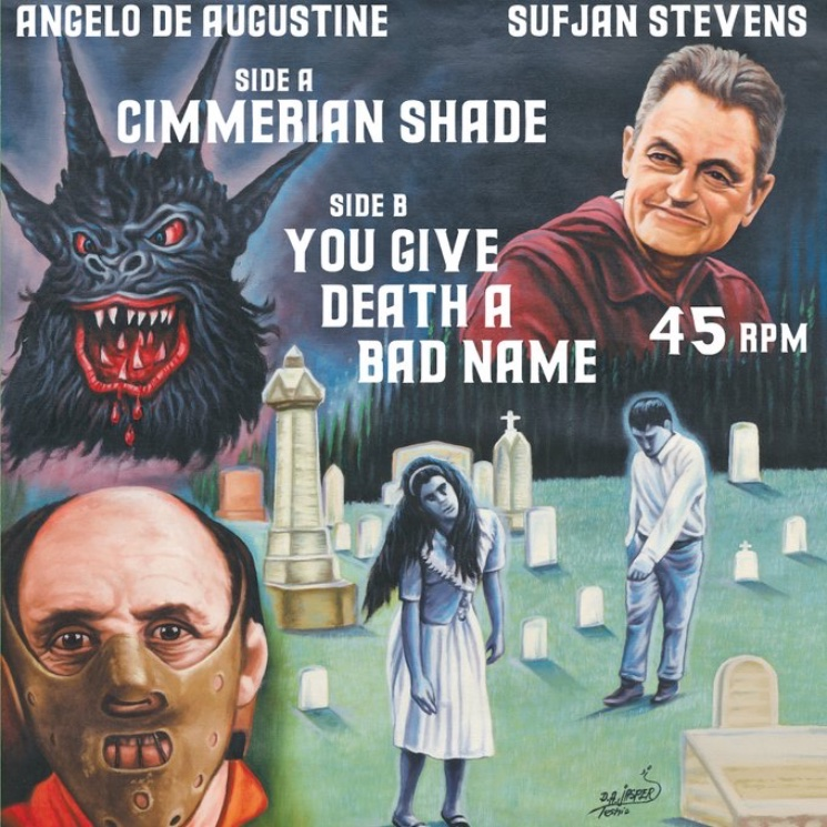 Sufjan Stevens and Angelo De Augustine Share Two New Songs