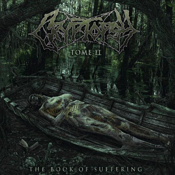 Cryptopsy Return with 'The Book of Suffering - Tome II'