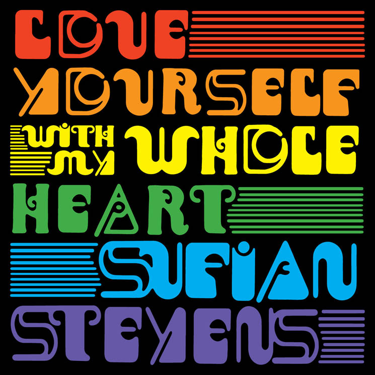 "​Sufjan Stevens Shares Two New Songs ""Love Yourself"" and ""With My Whole Heart"""