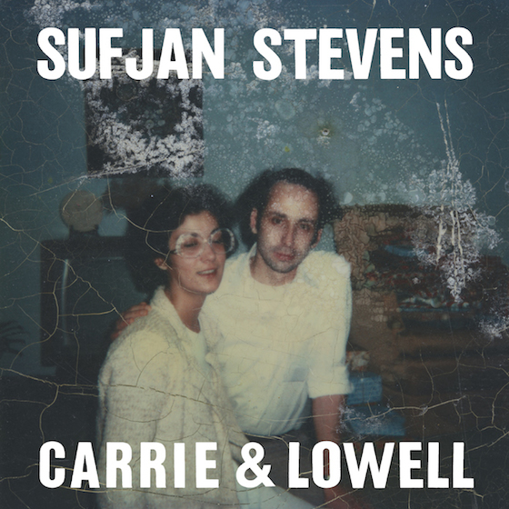 Sufjan Stevens 'Carrie & Lowell' (album stream)