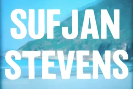 "Sufjan Stevens ""Silver & Gold"" (video)"