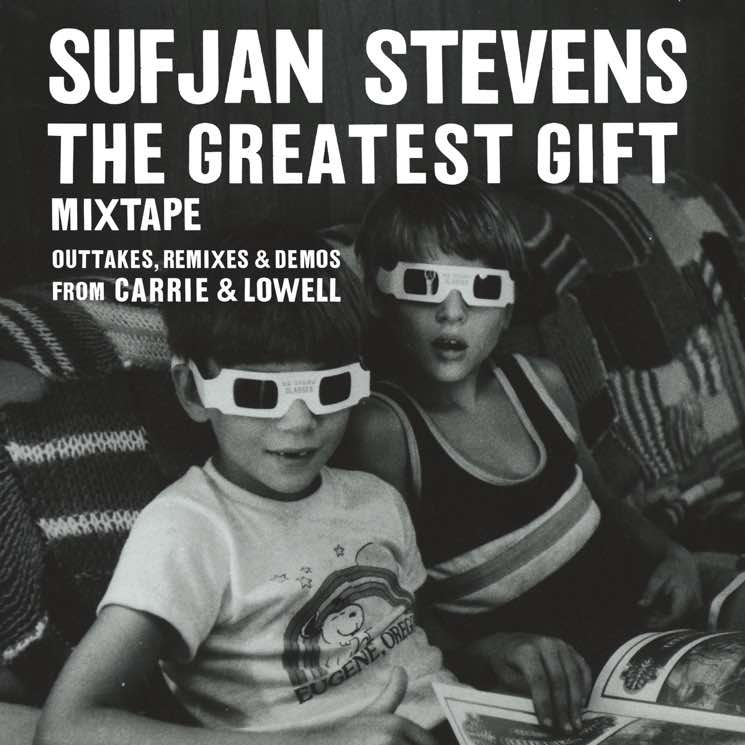 "Sufjan Stevens Unveils iPhone Demo of ""John My Beloved"""