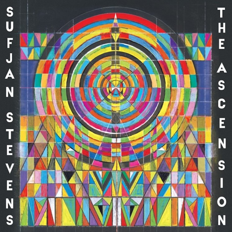 Stream Sufjan Stevens's New Album 'The Ascension'