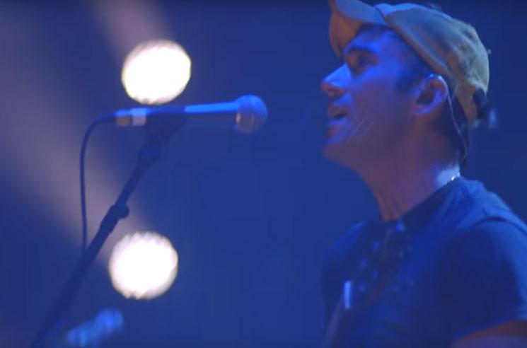 """Sufjan Stevens """"Carrie & Lowell"""" (live video)"""