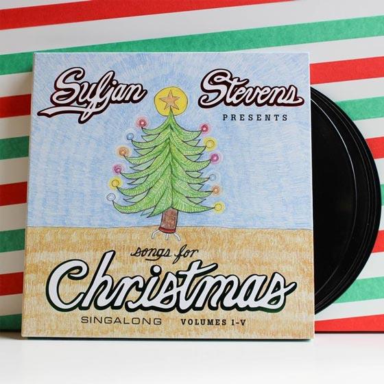 Sufjan Stevens' 'Songs for Christmas' Treated to Vinyl Release