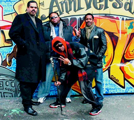 The Sugarhill Gang Recording First Album in over a Decade