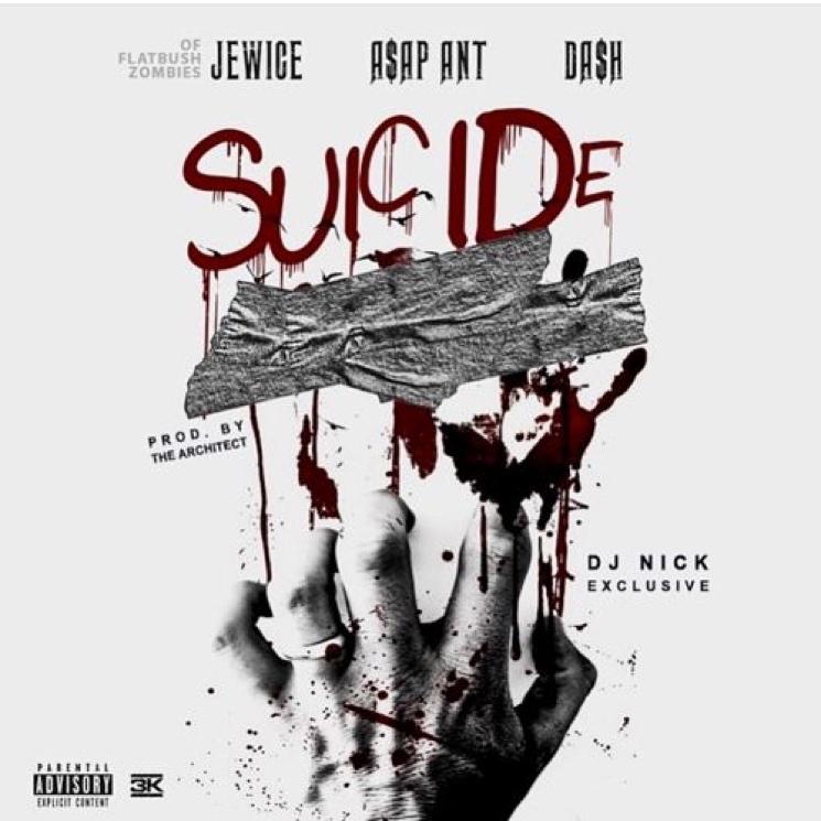 """A$AP Ant, Jewice & Da$h """"Suicide"""""""